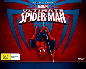 Ultimate Spider-Man: Complete Series Collection [Import]