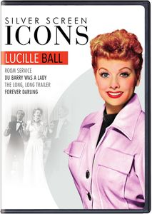 Silver Screen Icons: Lucille Ball