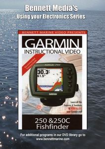 Garmin 250 /  250c Fishfinder