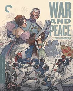 War and Peace (Criterion Collection) , Kira Ivanova-Golovko