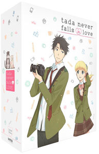 Tada Never Falls In Love: Premium Box Set