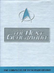 Star Trek Next Generation: Season 5