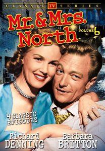 Mr. And Mrs. North: Volume 6