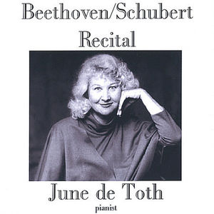 Beethoven/ Schubert Recital