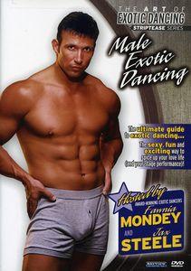 Striptease Series: Male Exotic Dancing