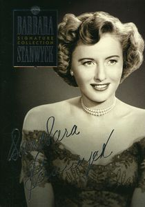 Barbara Stanwyck: Signature Collection