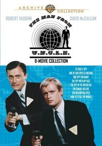 The Man From U.N.C.L.E.: 8-Movie Collection