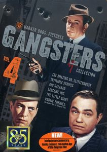 Warner Bros. Pictures Gangsters Collection: Volume 4