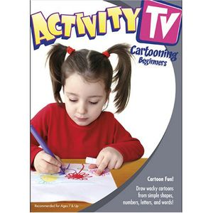 Activity TV: Cartooning Beginners