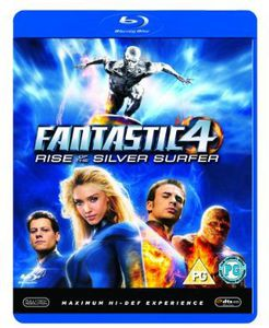 Fantastic Four 2-Rise of the Silver Surfer [Import]