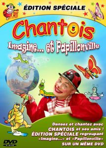 Chantois-Coffret Imagine Et Papillonville [Import]