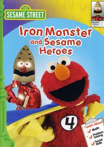 Iron Monster and Sesame Heroes