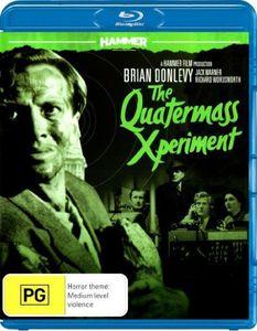The Quatermass Xperiment [Import]