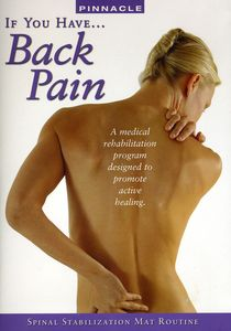 If You Have Back Pain: Spinal Stabilization Mat Routine