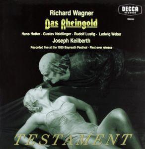 Das Rheingold-Ring Cycle , R. Wagner