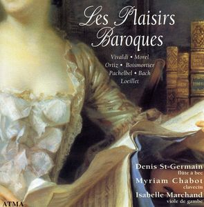 Vivaldi/ Morel/ Ortiz/ Bach