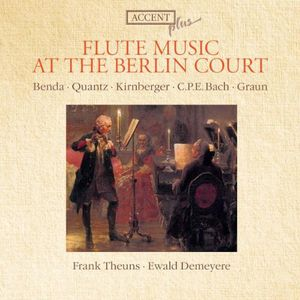 Flotenmusik Am Berliner Hof