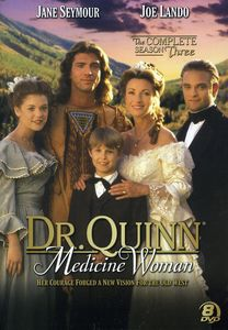 Dr Quinn Medicine Woman: The Complete Season Three , Orson Bean