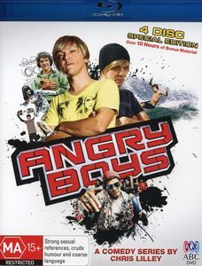 Angry Boys: Special Edition [Import]