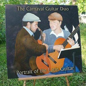 Portrait of the Latin Guitar