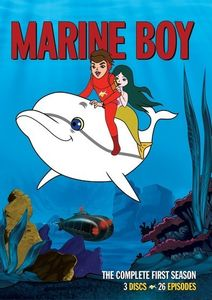 Marine Boy: The Complete First Season