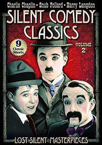 Silent Comedy Classics 2