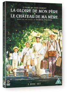 Le Gloire de Mon Pere/ Le Chateau de Ma Mere Boxset [Import]