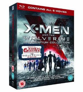 X-Man & the Wolverine Adamantium Collection [Import]