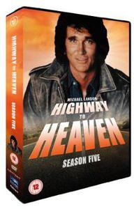 Highway to Heaven: Season 5 [Import]