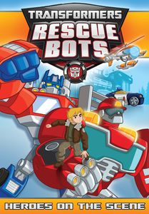 Transformers Rescue Bots: Heroes on the Scene