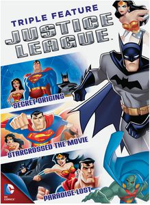 Justice League Triple Feature