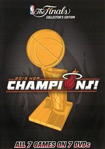 Nba-Miami Heat 2013 Champions (Collector's Edition) [Import]