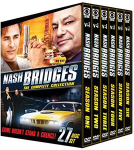 Nash Bridges: The Complete Collection