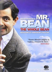 Mr. Bean: The Whole Bean (Remastered 25th Anniversary Collection) , Rowan Atkinson