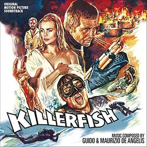L'Invasion Des Piranhas (Killer Fish) (Original Soundtrack) [Import]