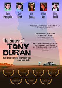 The Encore of Tony Duran