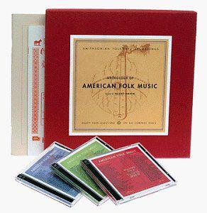 Anthology American Folk Music /  Various , Various Artists