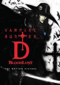 Vampire Hunter D Bloodlust