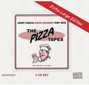 The Extra Large Pizza Tapes , Jerry Garcia