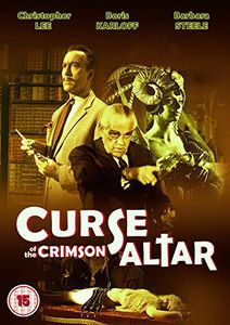 Curse of the Crimson Altar [Import]