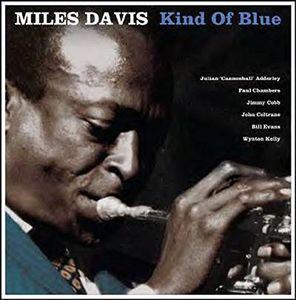 Kind of Blue (Blue Vinyl) [Import] , Miles Davis