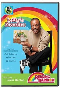 Reading Rainbow: Levar's Favorites