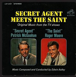 Secret Agent Meets the Saint (TV Shows) , Edwin Astley
