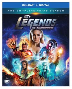 DC's Legends of Tomorrow: The Complete Third Season (DC)