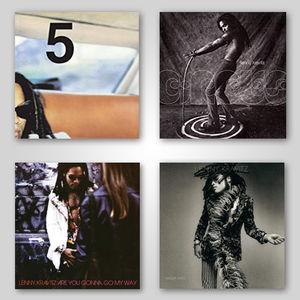 Lenny Kravitz Vinyl Bundle , Lenny Kravitz
