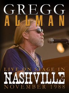 Live On Stage In Nashville