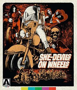 She-devils On Wheels , Betty Connell