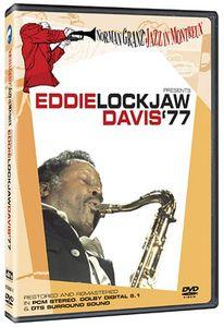 Norman Granz Jazz in Montreux: Eddy Lockjaw Davis '77