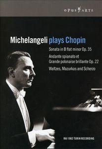 Michelangeli Plays Chopin
