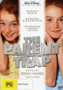 Parent Trap (1998) (Pal/ Region 0) [Import]